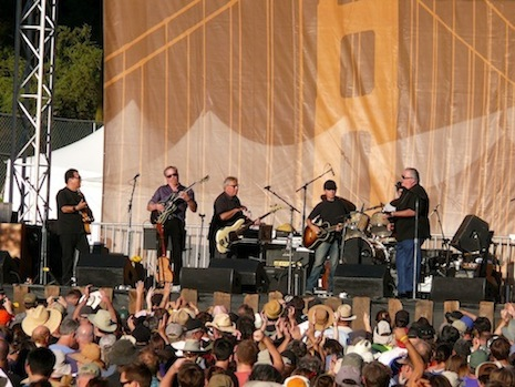 Los Lobos at Hardly Strictly Bluegrass